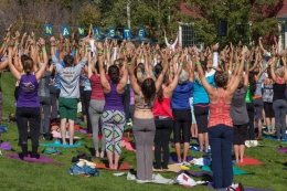 Yoga in Bend with Bend Community Healing